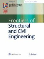 Frontiers of Structural and Civil Engineering 1/2015