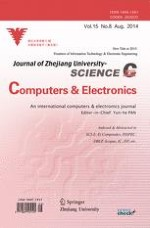 Frontiers of Information Technology & Electronic Engineering 8/2014