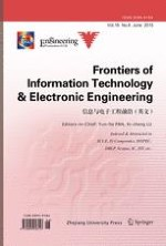 Frontiers of Information Technology & Electronic Engineering 6/2015