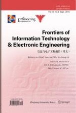 Frontiers of Information Technology & Electronic Engineering 9/2015
