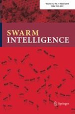 Swarm Intelligence 1/2018