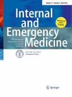 Internal and Emergency Medicine 3/2016