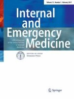 Internal and Emergency Medicine 1/2017