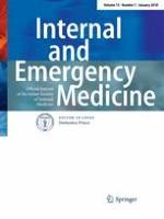 Internal and Emergency Medicine 1/2018