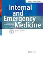 Internal and Emergency Medicine 3/2019