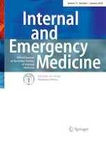 Internal and Emergency Medicine 1/2020