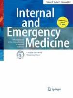 Internal and Emergency Medicine 1/2014