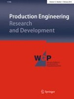 Production Engineering 1/2018
