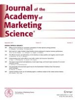Journal of the Academy of Marketing Science 1/2000