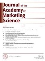 Journal of the Academy of Marketing Science 4/2010