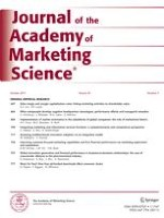 Journal of the Academy of Marketing Science 5/2011