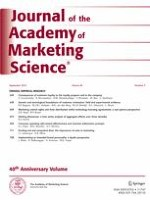 Journal of the Academy of Marketing Science 5/2012