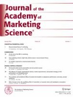Journal of the Academy of Marketing Science 1/2014