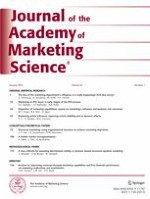 Journal of the Academy of Marketing Science 1/2015