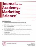 Journal of the Academy of Marketing Science 2/2015