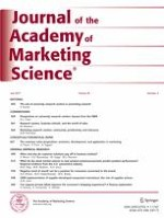 Journal of the Academy of Marketing Science 4/2017