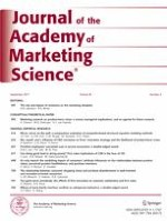 Journal of the Academy of Marketing Science 5/2017