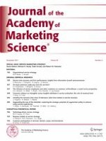 Journal of the Academy of Marketing Science 6/2017