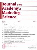 Journal of the Academy of Marketing Science 3/2018