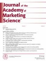 Journal of the Academy of Marketing Science 4/2018