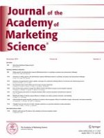 Journal of the Academy of Marketing Science 6/2018