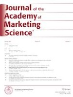Journal of the Academy of Marketing Science 1/2019