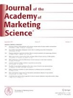 Journal of the Academy of Marketing Science 5/2019