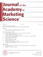 Journal of the Academy of Marketing Science 1/2020