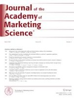 Journal of the Academy of Marketing Science 2/2020