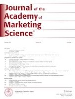 Journal of the Academy of Marketing Science 1/2021