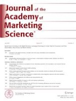 Journal of the Academy of Marketing Science 4/2021