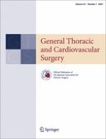General Thoracic and Cardiovascular Surgery 11/2011