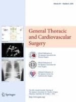 General Thoracic and Cardiovascular Surgery 6/2016