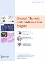 General Thoracic and Cardiovascular Surgery 9/2016