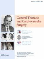 General Thoracic and Cardiovascular Surgery 2/2017