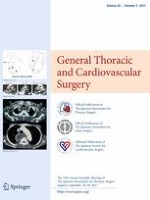 General Thoracic and Cardiovascular Surgery 3/2017