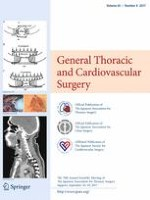 General Thoracic and Cardiovascular Surgery 4/2017