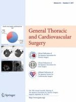 General Thoracic and Cardiovascular Surgery 8/2017