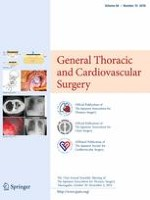 General Thoracic and Cardiovascular Surgery 10/2018