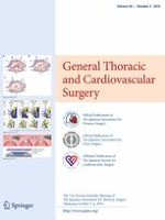 General Thoracic and Cardiovascular Surgery 2/2018