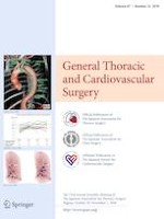 General Thoracic and Cardiovascular Surgery 12/2019