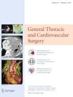 General Thoracic and Cardiovascular Surgery 6/2019