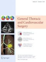 General Thoracic and Cardiovascular Surgery 9/2019
