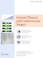 General Thoracic and Cardiovascular Surgery 2/2020