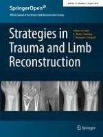 Strategies in Trauma and Limb Reconstruction 2/2018