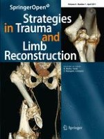 Strategies in Trauma and Limb Reconstruction 1/2011