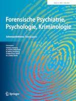 Forensische Psychiatrie, Psychologie, Kriminologie 2/2020