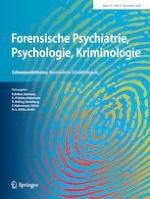 Forensische Psychiatrie, Psychologie, Kriminologie 4/2020