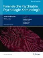 Forensische Psychiatrie, Psychologie, Kriminologie 4/2014