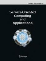 Service Oriented Computing and Applications 4/2016